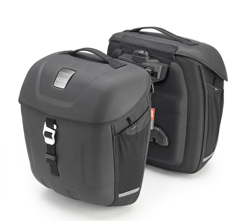 Saddle Bag Pair Multilock Techmoto