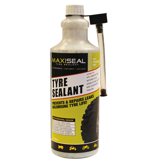 Maxi Seal Tyre Sealant Atv Motorcycle Techmoto