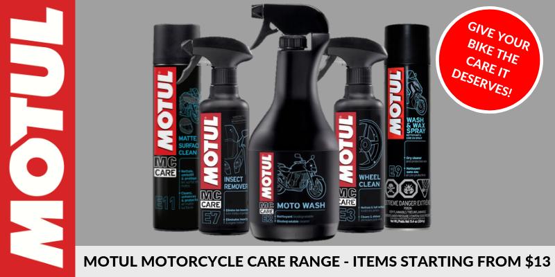 Motul Bike Care v2